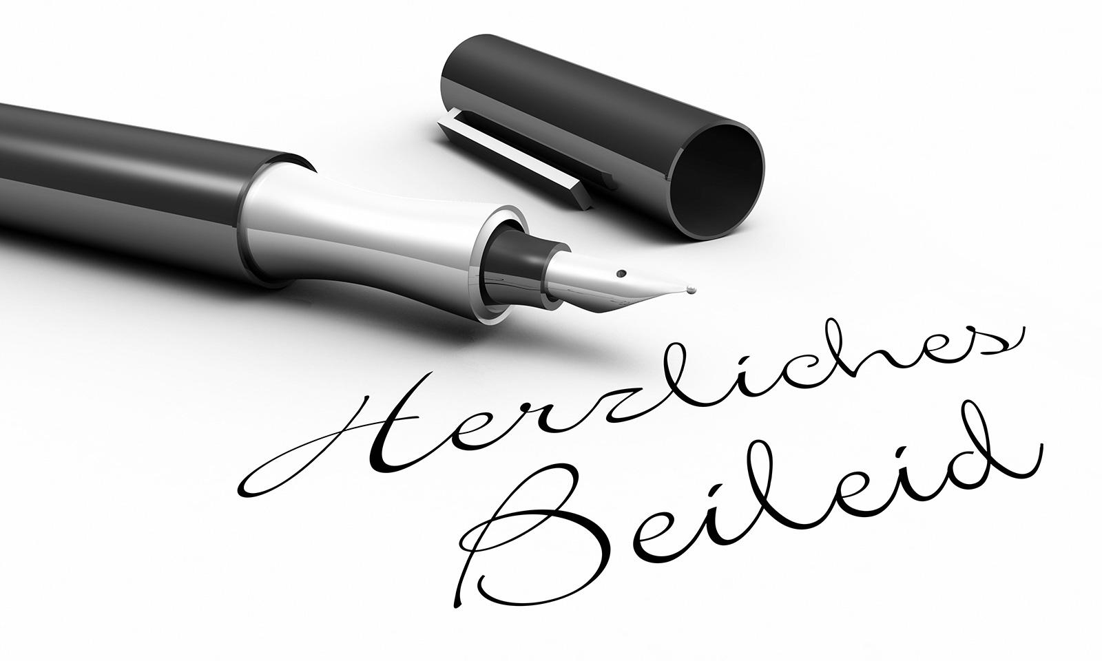 Ratgeber für Beileidsbekundungen - Bestattungshaus Eckhardt